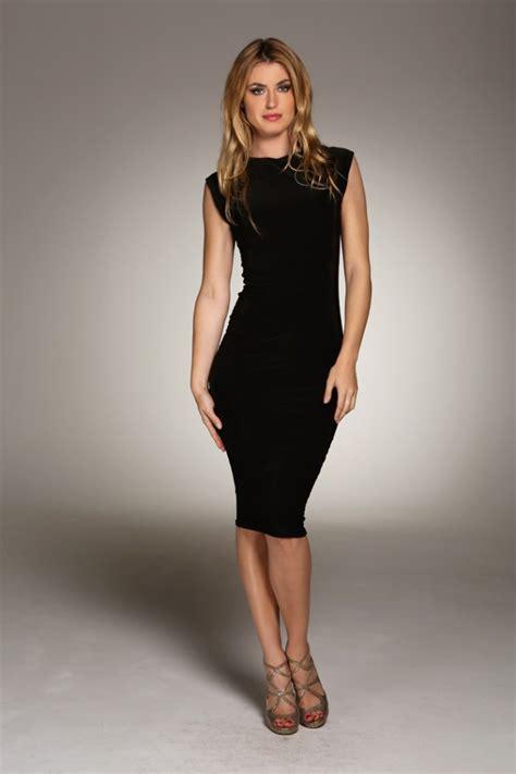 Midi Dressrr black midi dress dressed up