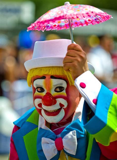 of a clown clowns october