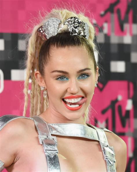 Miley Cyrus New Hairstyle by Best Hairstyles From Vmas 2015 Hairstyles 2017