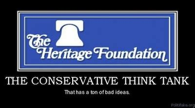 research the heritage foundation heritage foundation distributes list of fallacies