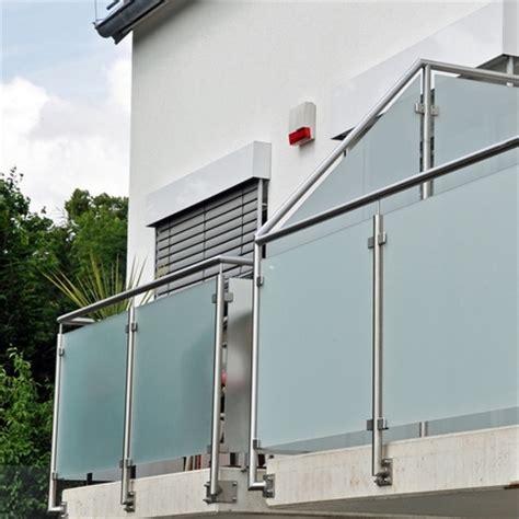 Treppengelã Nder Shop by Edelstahl Gel 228 Nder Glas Bausatz Seitliche Befestigung