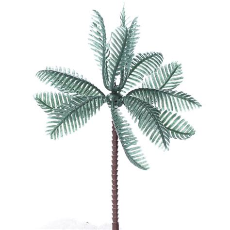 artificial palm tree for dollhouse artificial miniature palm tree garden miniatures dollhouse miniatures doll