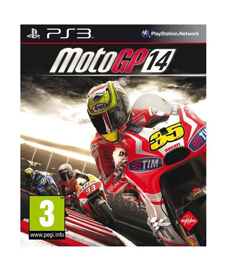 Bd Ps3 Kaset Motogp 14 buy motogp 14 standard edition ps3 at best price in india snapdeal