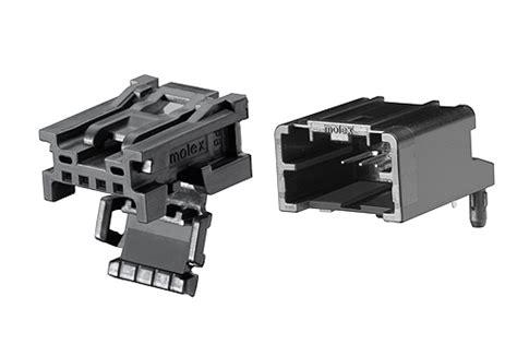 design engineer molex mini50 unsealed connector system from molex