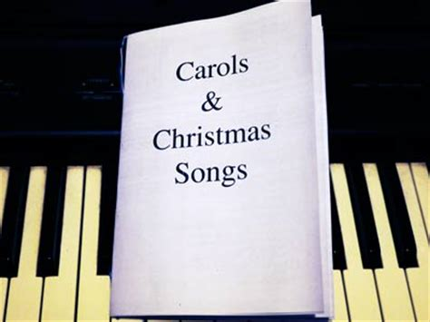 printable christmas songbook free downloadable printable carol booklet
