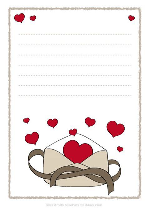Exemple De Lettre Valentin Papier 224 Lettre De St Valentin