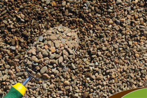 1 Ton Of Pea Gravel Product Details Greenville Spartanburg Boiling