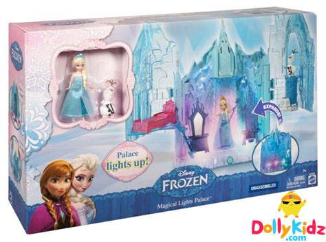 Gamis Anak Violetta jual disney frozen small doll elsa and magical lights