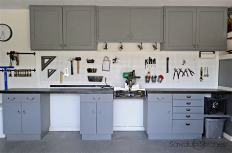 shop kitchen cabinets 20 ways to trick out your garage or workshop addicted 2 diy