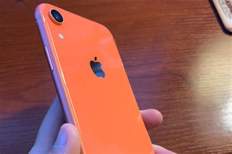 iphone xr on and impressions macworld