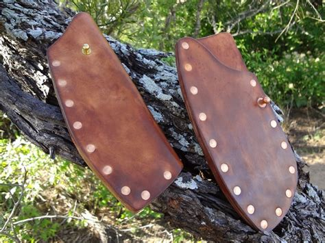 how to make a knife at home how to make a knife sheath step by step tutorials for at