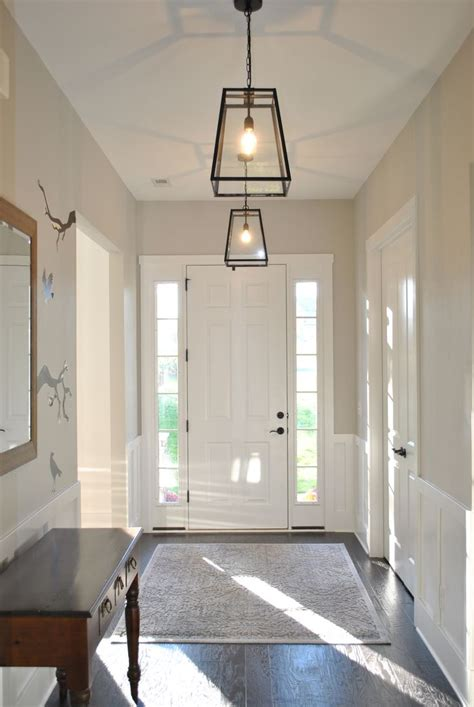best 25 foyer lighting ideas on hallway