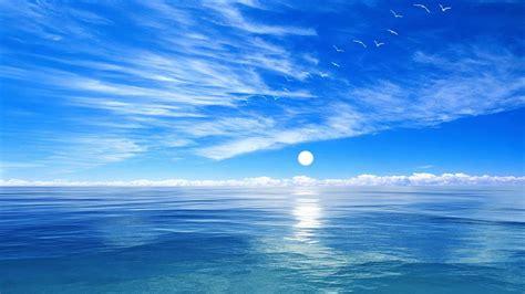 laut biru gambar animasi  android apk