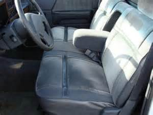 Seat Covers Dodge Dakota 90 96 Dodge Dakota Truck Solid Bench Front Center
