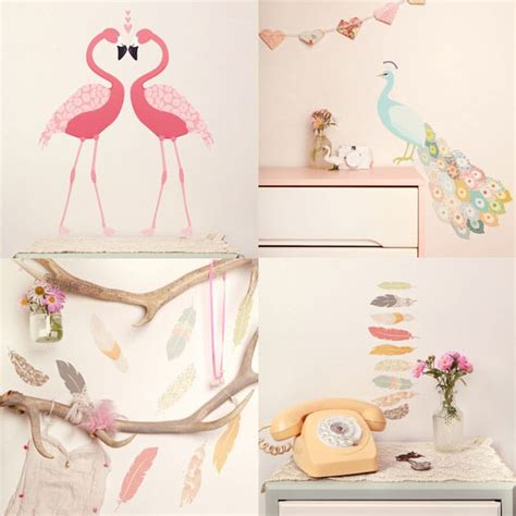 mae wall stickers birds of a feather from mae