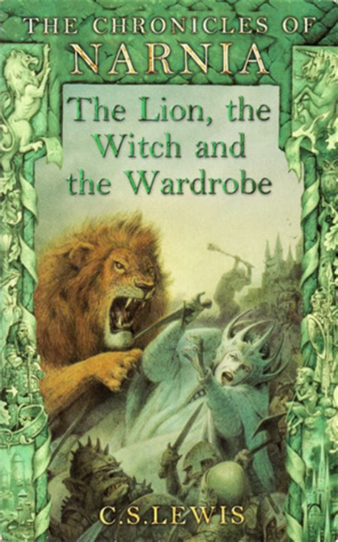 Witch And Wardrobe Author by The The Witch And The Wardrobe Chronicles Of Narnia