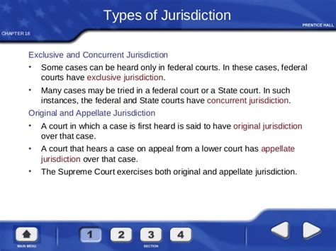 chapter 18 section 4 the special courts guided reading answers the federal court system