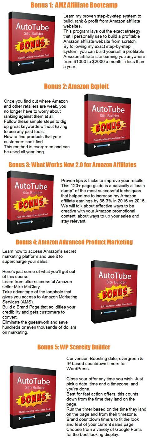 themes builder 2 0 autotube site builder 2 0 review boost your amazon