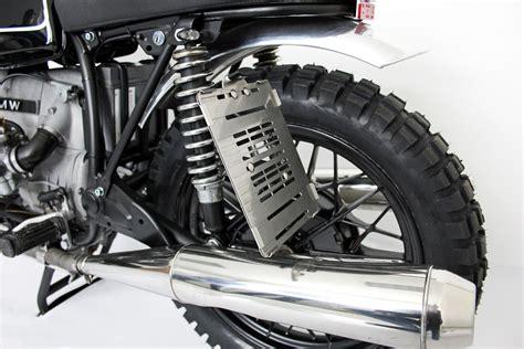 Motorrad Auf Quad Umbauen by Bmw R45 Scrambler Umbau Von Hornig Motorrad Fotos