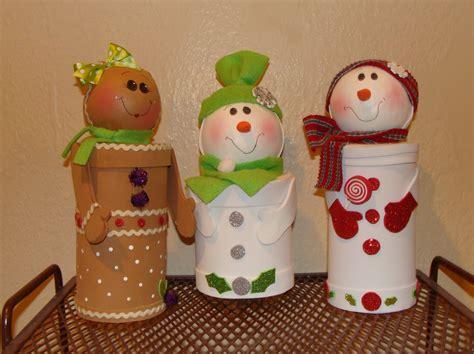 dulceros navidenos diy dulceros navide 241 os con material reciclado