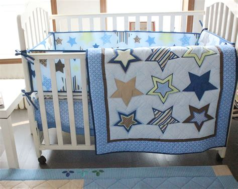 Crib Bedding Discount Discount 6 7pcs Baby Bedding Set 100 Cotton Crib Bedding