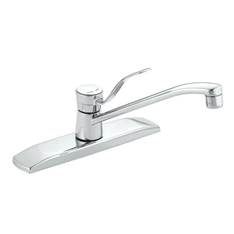 moen single lever kitchen faucet cartridge replacement