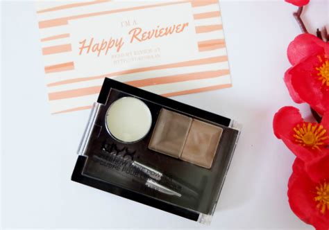 Nyx Eyebrow Cake Powder Review nyx eyebrow cake powder yukcoba in