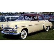 Description 1950 Chevrolet 2103 De Luxe 4 Door Sedanjpg