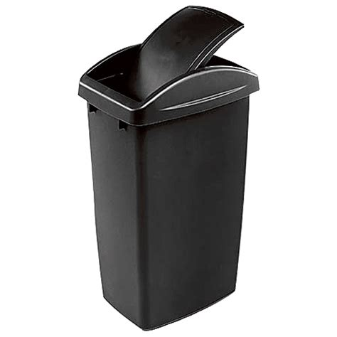 swing lid trash can swing lid garbage can rona