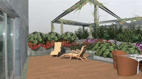 terrazze pensili progettazione giardini pensili