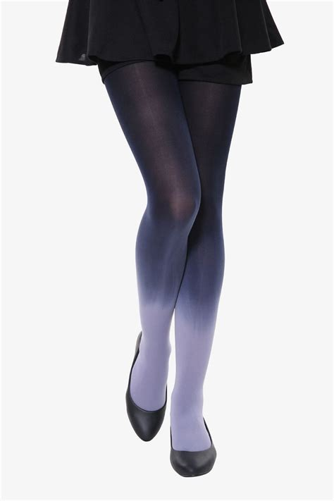 Gradient Tights lovely gradient tights jambes femme jambes