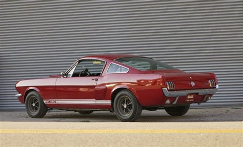 1966 shelby mustang gt350 original and unrestored