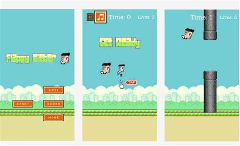 membuat game flappy bird dengan construct 2 how much money did flappy bird creator make black