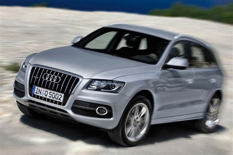 audi q5 year to year changes 2010 pricing announced for a4 a5 and q5