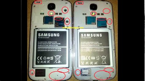 Samsung S4 Original 1 samsung galaxy s4 vs original real vs replica clone guide by androidtechmac