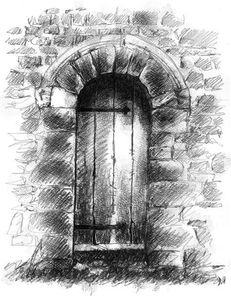 door sketch church door seanbriggs