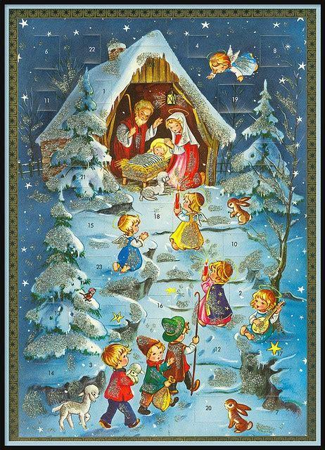 printable nativity scene advent calendar 134 best images about christmas nativity on pinterest