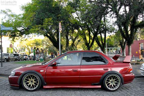Subaru Impreza 1g Sedan Tuning