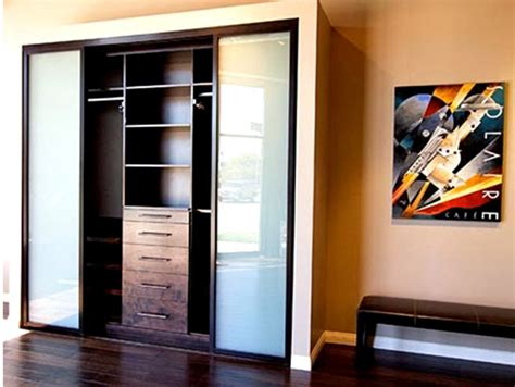 Options For Bedroom Closet Doors Custom Sliding Closet Doors Advantage You Get