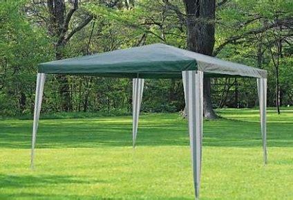 Yard Tent Canopy High Quality Green 10x10 Gazebo Tent Canopy
