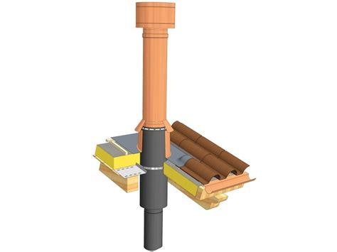 camini tetto attraversamento a tetto canna fumaria micro firestop home