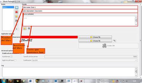 html tutorial software hacer ebook para moviles java tutorial software taringa