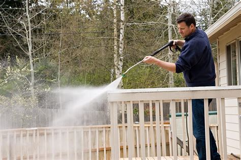 Spring House Cleaners by Spring Cleaning Your Home S Exterior