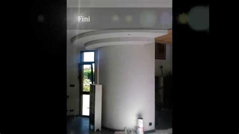 Plafond Ba13 Sur Ossature Metallique by R 233 Aliser Un Plafond Retomb 233 Es En Plaque De Pl 226 Tre Sur