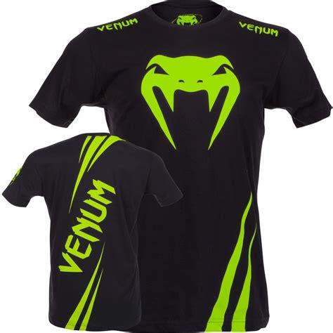 T Shirt Venum Fight Usa Black venum challenger black yellow mma t shirt from fight co