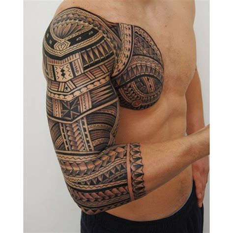samoan sleeve tattoo designs 25 best ideas about on