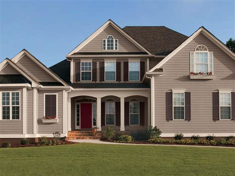 behr exterior taupe homes studio design gallery best design