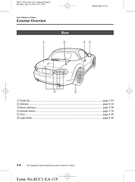 nc miata wiring diagram k grayengineeringeducation