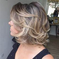 hair color and styles for age 60 60 most prominent hairstyles for women over 40
