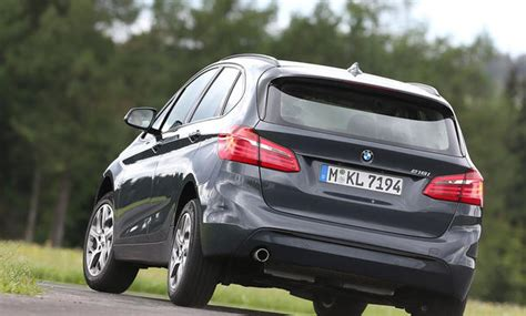Bmw 2er Tourer Test by 2er Active Tourer C Max Golf Sportsvan Test Autozeitung De
